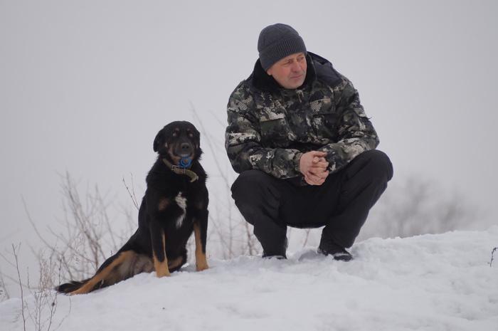 Родные души Собака, Человек, Эмоции