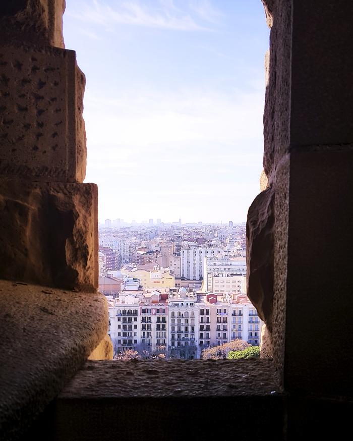 Утренняя Барселона Фотография, Мобильная фотография, Путешествия, Город, Утро