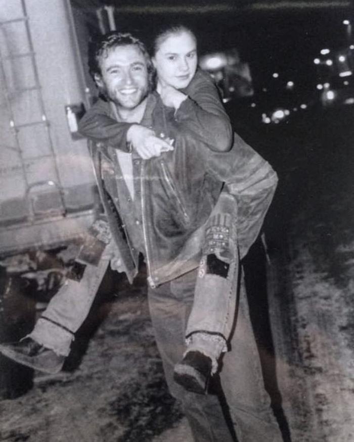 Логан и Мари.