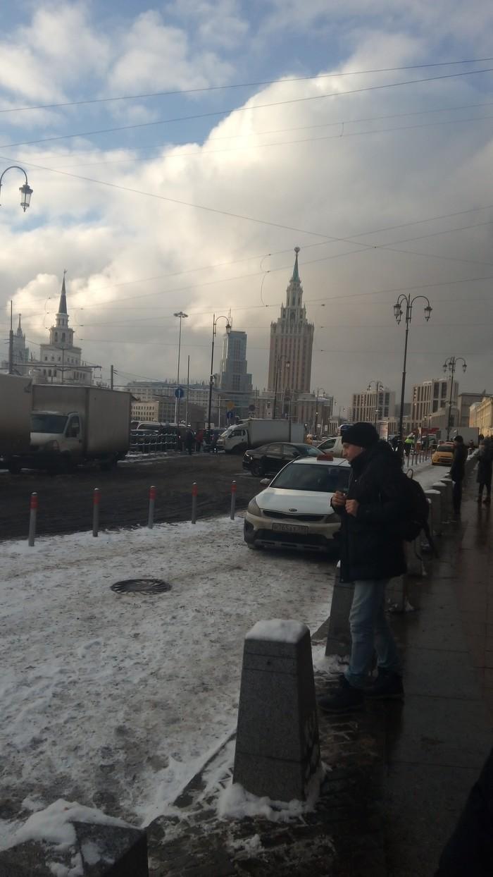 Забавный опыт переезда в Москву Москва-Сити, Переезд, Длиннопост