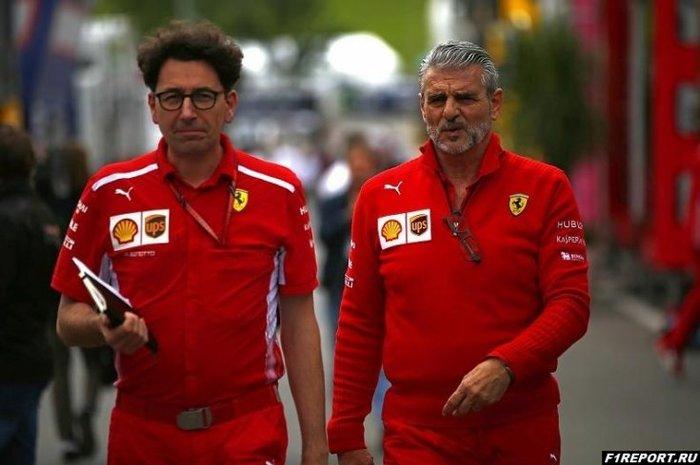 Интересные слухи из стана Скудерии Феррари Формула 1, Гонки, Ferrari, Руководитель, Новости, Слухи, Авто, Автоспорт