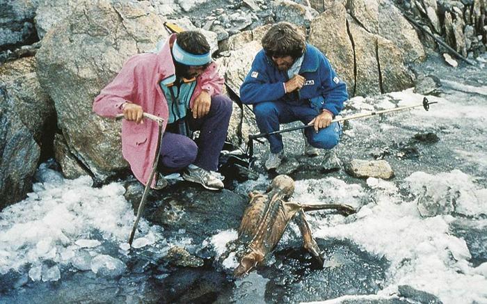 Загадка «ледяного человека»: история уникальной альпийской мумии Мумия, Археология, Альпы, Ледяной человек, Длиннопост