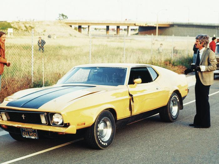Элеонора. Все, что надо знать про Ford Mustang из фильма «Угнать за 60 секунд» Drive2, Ford Mustang, Eleanor, Угнать за 60 секунд, Длиннопост