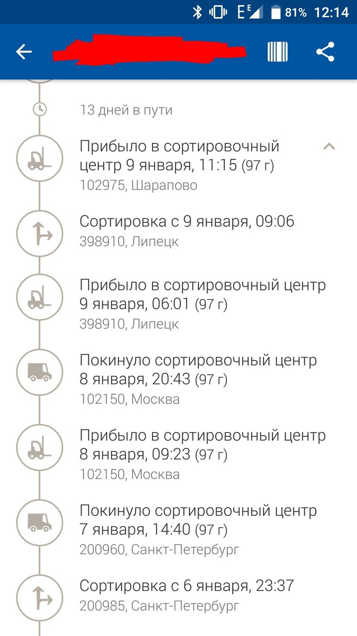 """Когда что-то пошло не так или """"впрочем, ничего нового"""" Почта России, Вот это поворот, Посылка, Доставка, Длиннопост"""