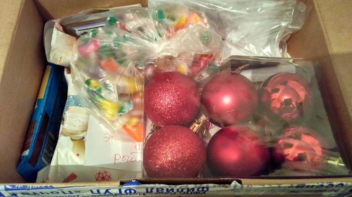 Подарок от снегурочки из культурной столицы. Обмен подарками, Подарок, Снегурочка, Длиннопост, Тайный Санта, Отчет по обмену подарками