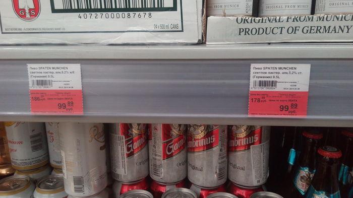 Расфасовка российского пива и где она обитает Пиво, Магазин, Фасовка, Экономия, Длиннопост