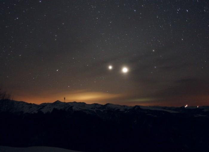 Главные астрономические события января. Космонавт, Космос, Луна, Затмение, Астрономия, События, Январь, Небо, Длиннопост