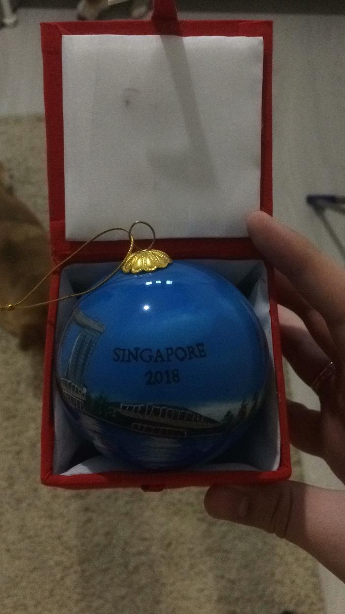 АДМ Обмен подарками Сингапур-Химки Тайный Санта, Отчет по обмену подарками, Сингапур, Химки, Обмен подарками, Длиннопост