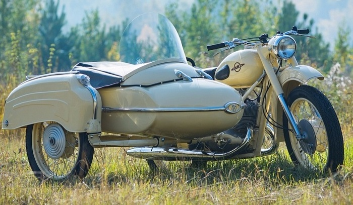 Иж Юпитер-2К 1967 года. Восстановление Мото, Мотоциклы, Реставрация, Длиннопост