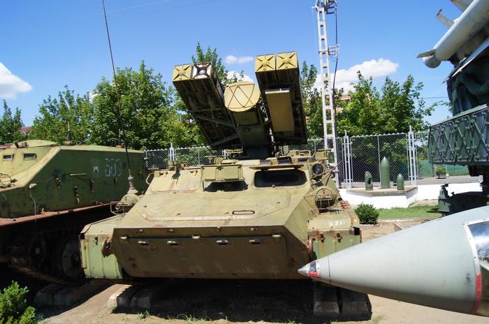 9К35 «Стрела-10» ЗРК, Стрела, Длиннопост