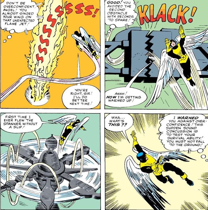 Погружаемся в комиксы: Uncanny X-Men #1 - 10 Супергерои, Marvel, Люди Икс, Комиксы-Канон, Длиннопост