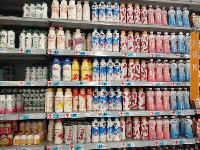 Прогулка по китайскому супермаркету. Китай, Еда, Супермаркет, Продукты, Цены, Длиннопост