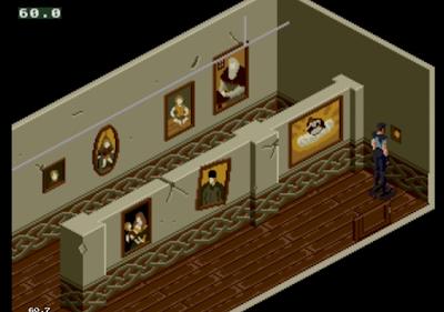 Создание игры Resident Evil (Bio Evil) для Sega Mega Drive / Genesis спустя 1.5 года Resident Evil, Sega, Bio Evil, Gamedev, Игры, Ретро, Разработка игр, Видео