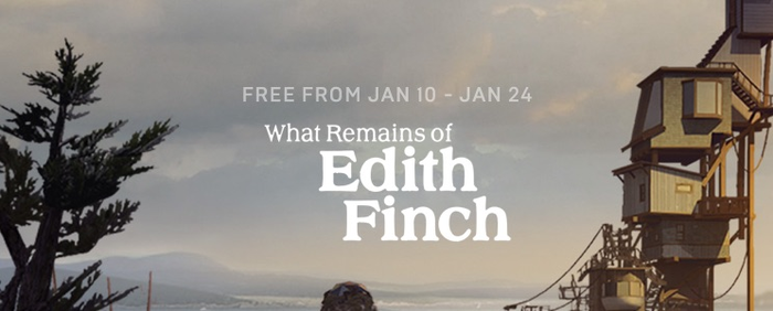 Раздача What Remains of Edith Finch в Epic Games Store. Халява, Epic Games Store, Раздача, Не Steam