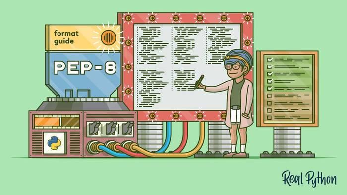 Как писать красивый код с PEP 8. Часть #1 Python, Перевод, Длиннопост