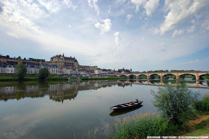Старость во Франции: реально? Цена дома в уютной провинции Путешествия, Франция, Амбуаз, Жилье, Европа, Длиннопост