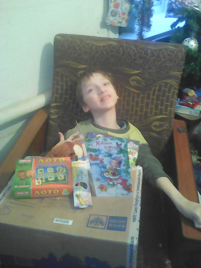 Пост благодарности (по следам АДМ) Отчет по обмену подарками, Тайный Санта, Длиннопост, Обмен подарками, Дети