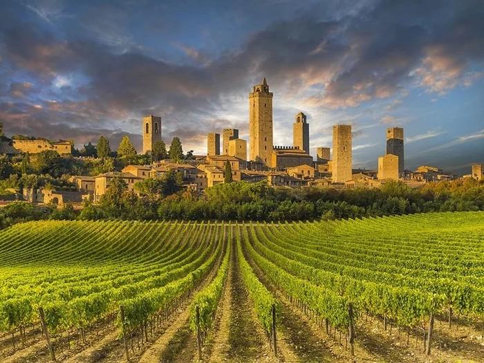 И это тоже Италия Италия, Фотография, Путешествия, Тоскана