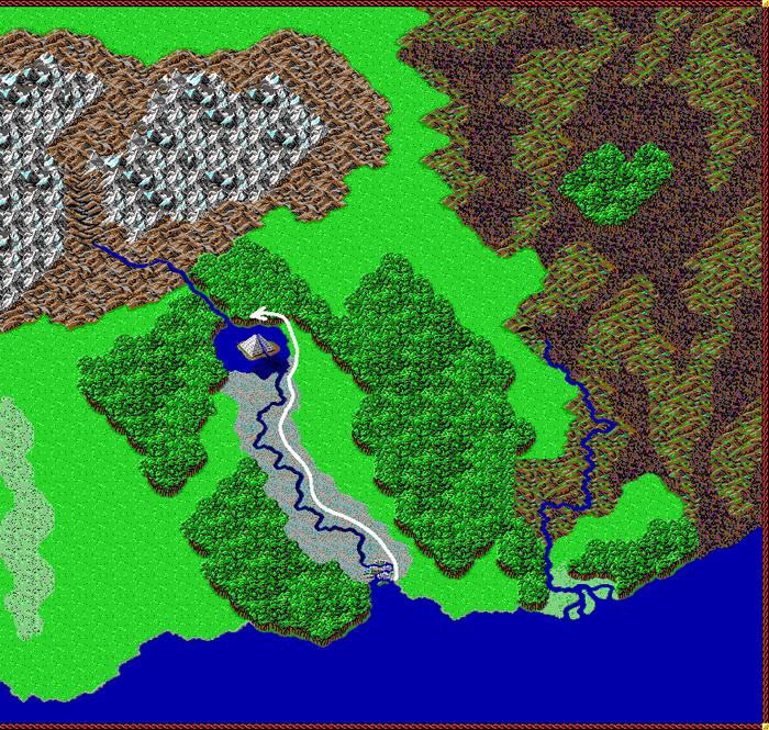 Pool of Radiance. Часть 3. 1988, Прохождение, Rpg, Игры для DOS, Ретро-Игры, Компьютерные игры, Forgotten Realms, Длиннопост