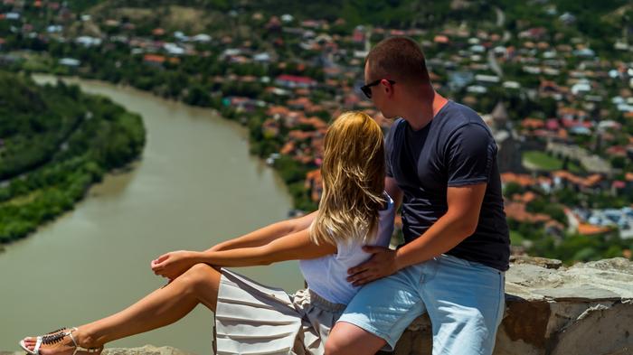 Такого от Грузии я не ожидал! Грузия, Видео, Фотография, Туризм, Тбилиси, Казбеги, Отчет, Блог, Длиннопост