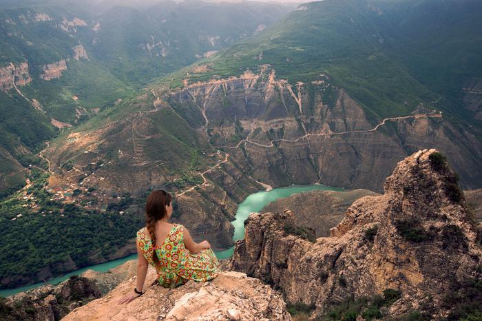 Республика Дагестан. Сулакский каньон