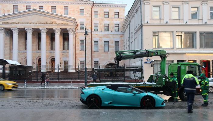 Хороший улов Эвакуатор, Авто, ДПС, Прокуратура, Lamborghini