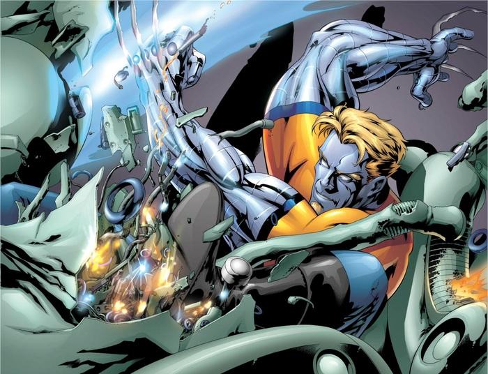 Факты о супергероях: Поглотители суперспособностей Супергерои, Marvel, DC Comics, Суперспособности, Комиксы-Канон, Длиннопост