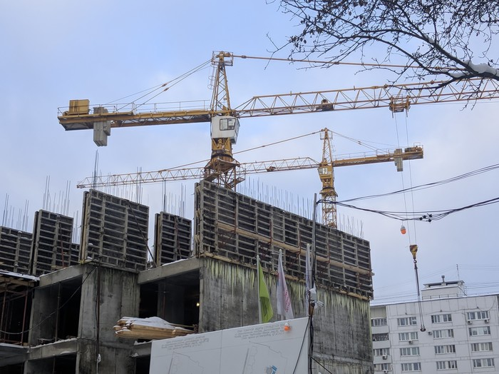 Не стройте из  жёлтого снега :) Строительство дома, Палево, Длиннопост