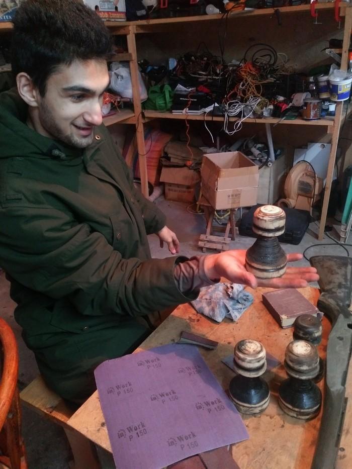Работа кипит уже третий день, зачищаем шахматы, от старой краски и готовим к покраске. Шахматы, Гигант, По дереву, Реставрация, Длиннопост