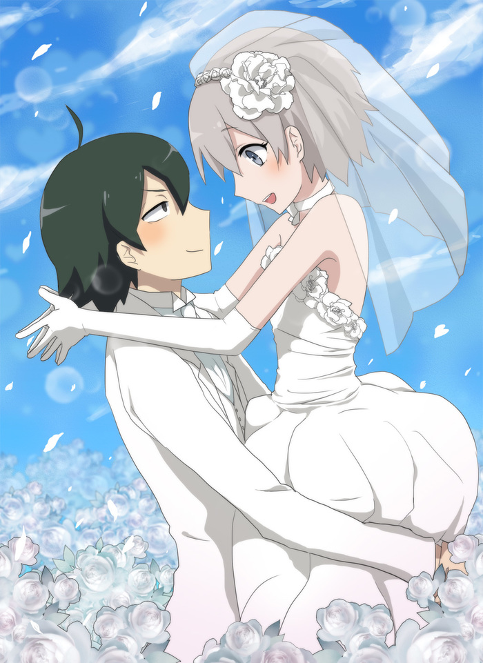 Мне бы такую милую невесту...