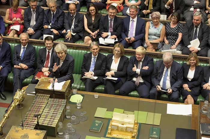 Что у них там на столе? Лига историков, Парламент, Великобритания, Палата общин, Стол, Традиции, Длиннопост