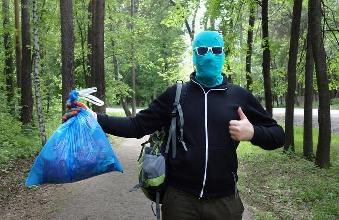 Артур Матис-Сиразеев, Чистомэн из Челябинска, очищает города от бытового мусора Гордость России, Экология, Длиннопост, Чистомен