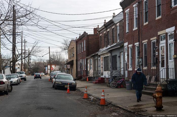 Самый опасный город США Городская среда, США, Нью-Джерси, Преступность, Варламов, Камден, Длиннопост