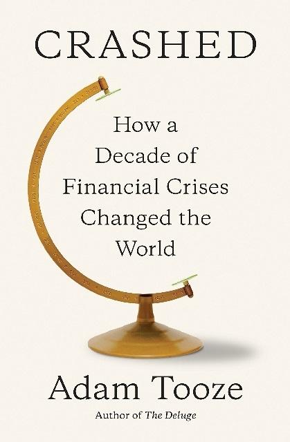 Рухнувшее (1) Книги, Рецензия, Экономика, Кризис, История, Длиннопост