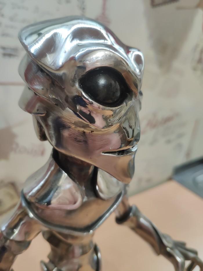 Инопланетянин Handmade, Своими руками, Инопланетяне, НЛО, Поделки, Длиннопост