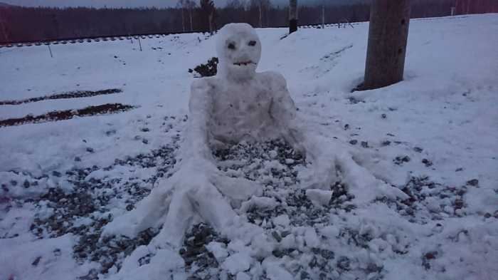 Снежный голем