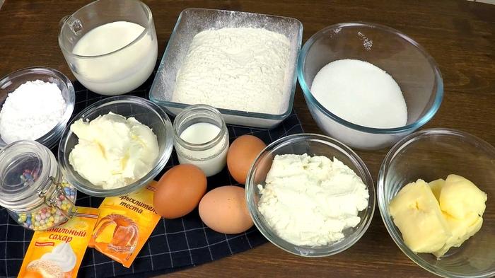 Капкейки с кремом из маскарпоне Рецепт, Еда, Вкусно, Капкейки, С дедом за обедом, Кулинария, Видео, Длиннопост