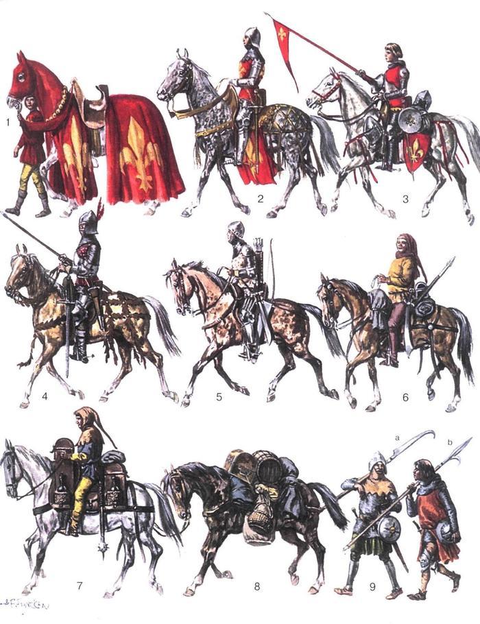 Рыцарское копье. Рыцарь, Средневековье, Длиннопост