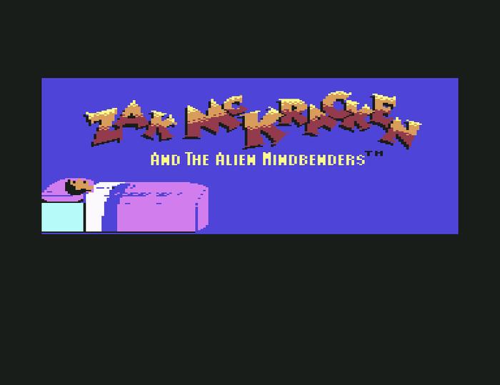 Zak McKracken and the Alien Mindbenders. Часть 1. 1988, Прохождение, Lucasfilm Games, Commodore 64, Квест, Ретро-Игры, Компьютерные игры, Длиннопост