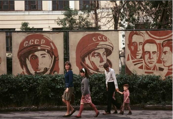Новосибирск в 60-е годы Новосибирск, СССР, История в фотографиях, Длиннопост