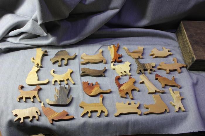 Моя котодженга ч.2 Деревообработка, Столярка, Своими руками, Настольные игры, Деревянные игрушки, Длиннопост, Видео, Дженга