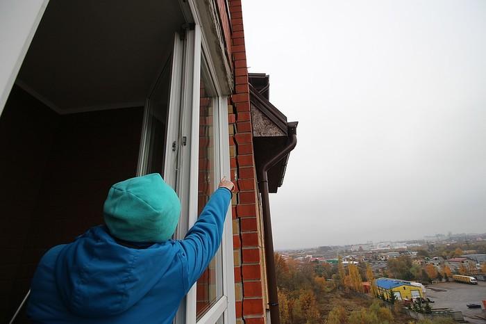 Один фасад уже упал, остальные на очереди Без рейтинга, Аварийное жилье, Бездействие власти, Сила Пикабу, Длиннопост, Калининград, Жк Черемушки