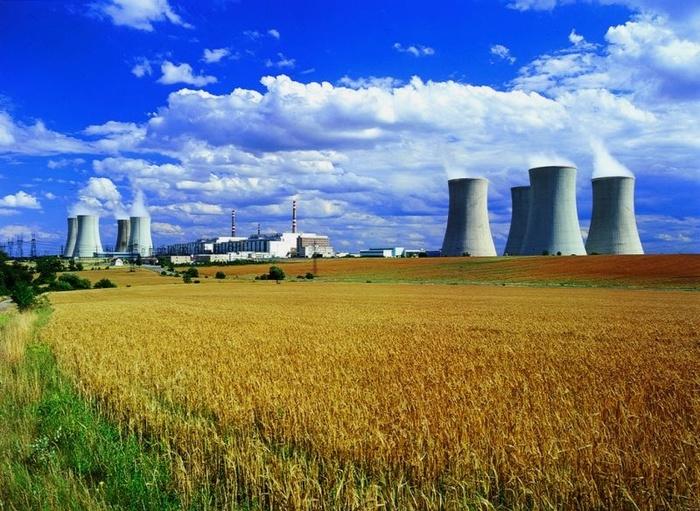 Ученые: ядерная энергия — единственное спасение от климатической катастрофы Ученые, Ядерная энергия, Катастрофа, Глобальное потепление