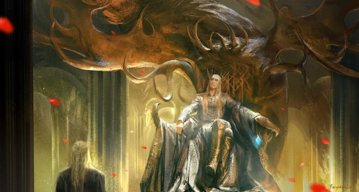 Король Трандуил