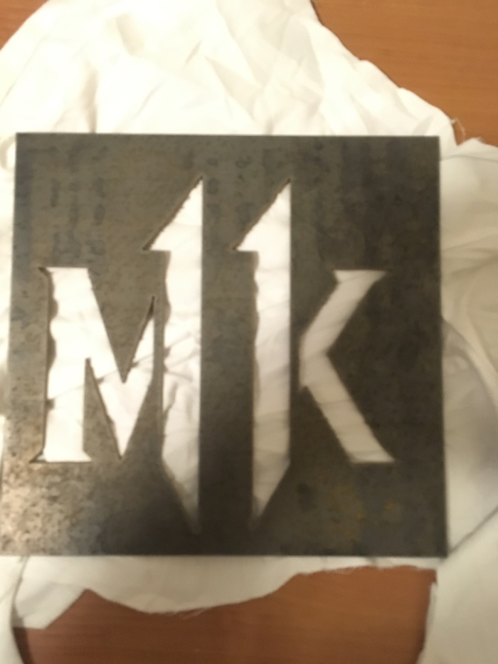 Делаем футболку МК11 своими руками. Своими руками, Мк11, Длиннопост