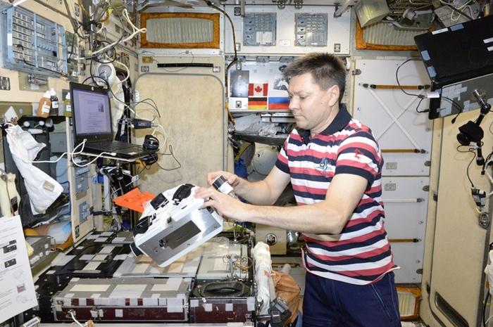 На МКС напечатали живые ткани, на Земле подтвердили успех эксперимента Космос, Биология, Наука, Мкс