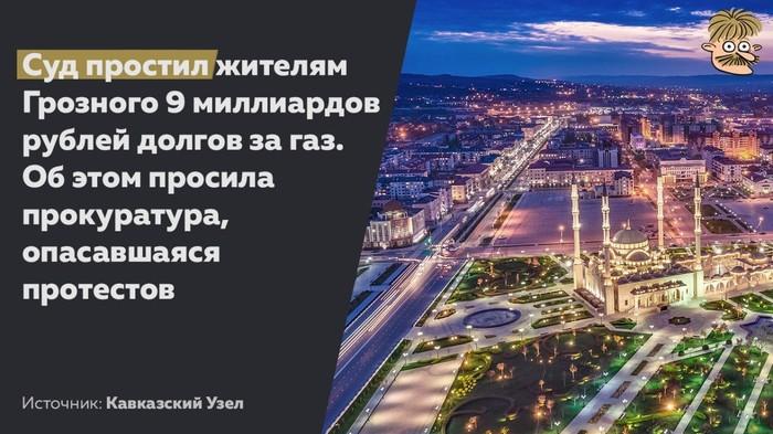 На злобу дня Усы Пескова, Чечня, Газ, Долг, Кармадрочерство, Telegram
