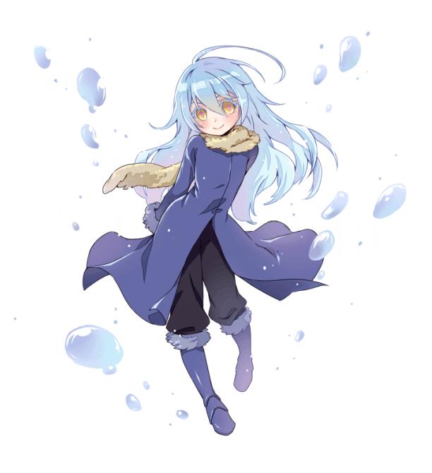 HalloweenRimuru Rimuru Tempest, Tensei Shitara Slime Datta Ken, Аниме, Anime Art, Slime