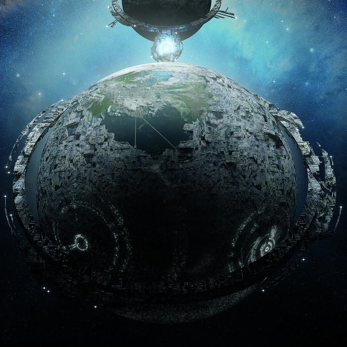 MECHINA - XENON [COMPENDIUM] (2018) Death Metal, Industrial Metal, Космос, Эпичный металл, Видео, Длиннопост