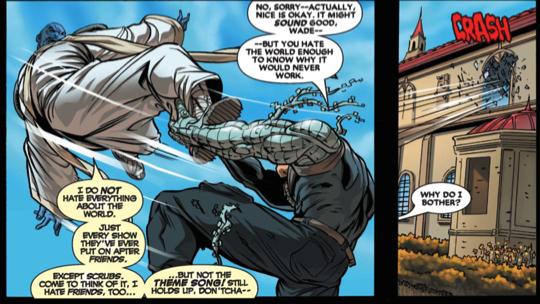 Супергеройские способности: Кейбл Супергерои, Антигерои, Marvel, Кейбл, Комиксы-Канон, Длиннопост